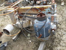 Used 25 HP Stainless