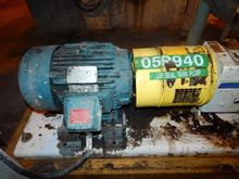 Used 10 HP 1755 RPM