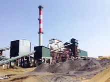 12000 kW 82 Bar Coal Fired Powe