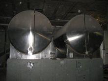 5000 Gallon Stainless Steel San