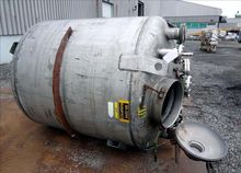 975 Gallon 316 Stainless Steel
