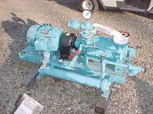 Used 7 CFM 10 HP Kin