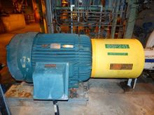 Used 125 HP 1190 RPM