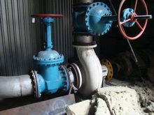 Used stainless steel centrifuga