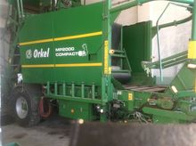 PULP COMPACTOR ORKEL MP2000 NEW