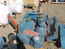 Used 7 HP REEVES V/S