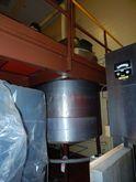 1,200 Gallon Stainless Steel Ta