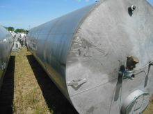 6,000 Gallon 304 Stainless Stee