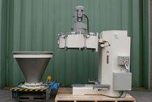 Used 28 CUFT SS MIXA