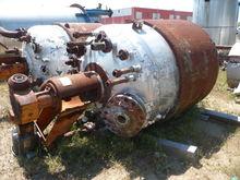 500 Gallon 110 PSI Internal, 55