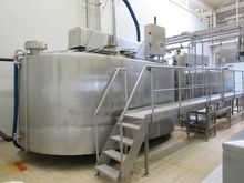 Cheese Production Line, 100,000