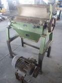 carbon steel single shaft grind