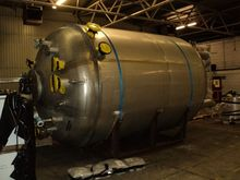 25000 Litres Stainless Steel Ve