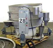 48″, 2-Deck, 2.5 HP, Stainless