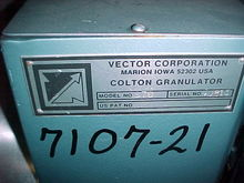 Vector Colton Model 570 Stainle
