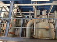 PLANT 100 MT/DAY OIL REFINERY (