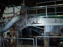 HOLDER TISSUE MACHINE 115″ WEB
