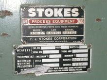 Used STOKES VACUUM O