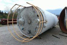 12,000 Gallon Stainless Steel V