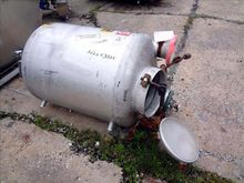 Used 100 Gallon 304