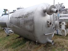 10000 Litres Stainless Steel Ve