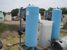 US FILTER WATER SOFTENER #607-4