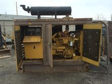 Used 125 KW CATERPIL