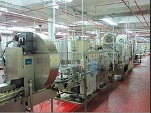 OLIVE OIL BOTTLING LINE CONSIST