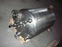 500 Liters Stainless Steel Vert