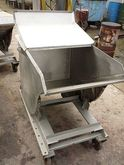 Used mobile bin for