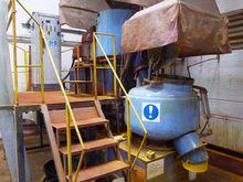 set of PVC mixers by VEB STARKS