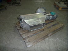 aluminium cylindrical sifter. S