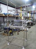 1997 glass lined reactor by EHW