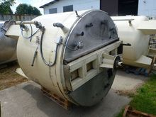 Used jacketed mixing