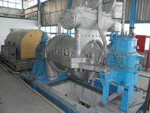 6000 kW 35 Bar Kaluga Turbine G