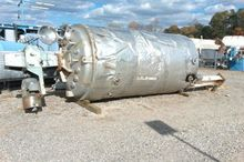 3200 Gallon T316 Stainless Stee