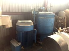 500 Liter Stainless Steel Hot M