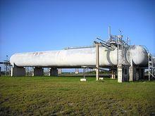 70,000 Gallon Horizontal Propan