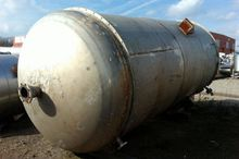 4,800 Gallon 304L Stainless Ste