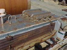 12″X 7′ 1 SCREW  SS 316L BETHLE