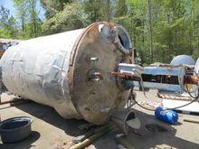 2,250 Gallon Stainless Steel Mi