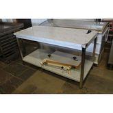 Stainless steele Worktable