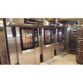 2011 Bongard Rotary oven
