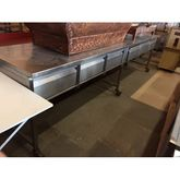 Stainless Steele Worktable