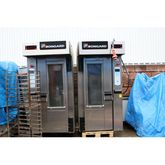 Bongard Rotary oven