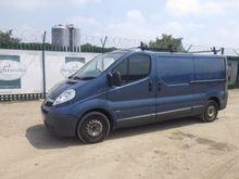 VAUXHALL Vivaro 2900 Panel Van,