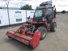 Aebi TT75 4wd/4ws Slope Tractor