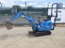 JCB 8008 Micro Excavator (05) s