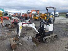 Bobcat 418EA Micro Excavator (0