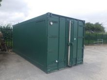 Used 20ft x 8ft Refr